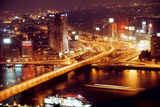 صورة القاهرة  عاصمة جمهورية مصر العربية
