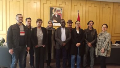 صورة إطلاق الشبكة المغربية لصحافيي الطاقة والتنمية المستدامة الحركة الخضراء (GreenMouv)