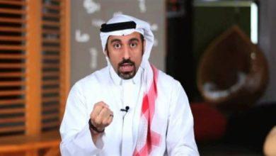 صورة الإعلامي السعودي احمد الشقيري ينفي خبر وفاته ويعلق عليه بشكل ساخر