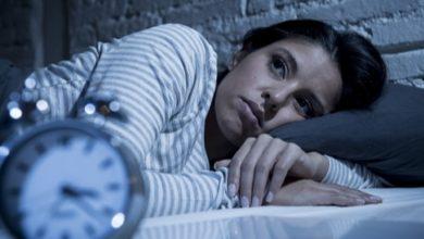 صورة اضطرابات النوم والاكتئاب