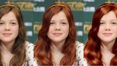 صورة كيف تختارين لون شعرك حسب بشرتك ولون عينيك