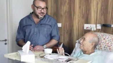 صورة عبد الرحمن اليوسفي ينتقل الى جوار ربه