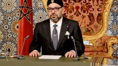 صورة الملك محمد السادس يعطي تعليماته السامية للحكومة بمجانية اللقاح لجميع المغاربة