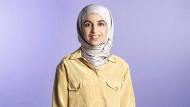 """صورة المغربية """"كوثر بوشالخت"""" أول نائبة محجبة في البرلمان الهولندي"""