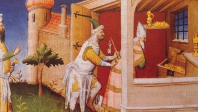 """صورة """"أخلاق اللصوص"""" في الحضارة الإسلامية.."""