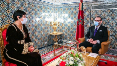 صورة الملك محمد السادس يعين مسؤولين في مناصب عليا بمؤسسات كبرى