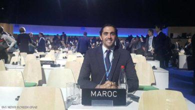 صورة شاب مغربي ينال جائزة عالمية.. تفانى في مكافحة تغير المناخ