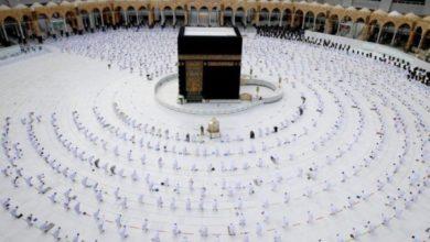 صورة السعودية تشترط اللقاح للمعتمرين