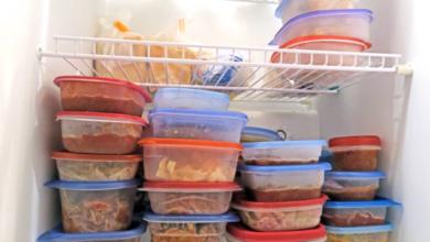 صورة لماذا يتغير مذاق بقايا الطعام المحفوظة بالثلاجة؟