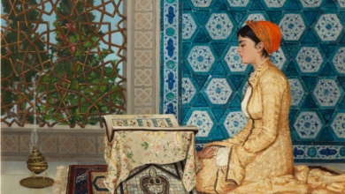 صورة الصلاة والقرآن في لوحات.. كيف عاش المسلمون القدامى أجواء رمضان؟