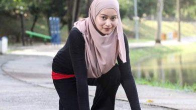 صورة ممارسة الرياضة في رمضان