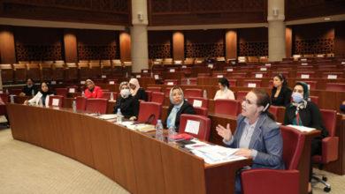 صورة دراسة: النساء البرلمانيات ساهمن بـ 27.04% من مجموع الأسئلة الكتابية