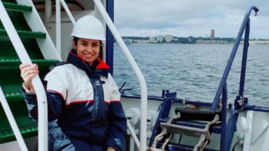 صورة بعد الدكتوراه.. المغربية نزهة مجاد تتألق في علوم البحار والاقتصاد الأزرق بإيطاليا