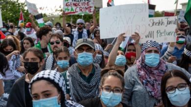صورة موظفون يهود في غوغل يطالبون الشركة بدعم الفلسطينيين وحماية الخطاب المناهض للصهيونية