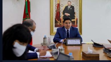 صورة المغرب يهدد بالقطيعة ويرفض إقحام إسبانيا للاتحاد الأوروبي في الأزمة