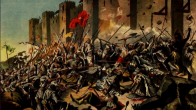 """صورة عندما قاد السلطان مولاي اسماعيل """"المجاهدين المرابطين"""" إلى حصار سبتة"""