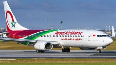 صورة بلاغ: استئناف الرحلات الجوية من وإلى المملكة المغربية ابتداء من يوم الثلاثاء 15 يونيو 2021 في إطار تراخيص استثنائية