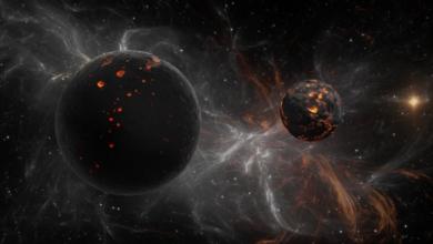 صورة 5 أجرام كونية غريبة يبحث عنها العلماء