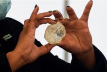 صورة من بين الأكبر عبر التاريخ.. بتسوانا تعلن عن اكتشاف ماسة استثنائية