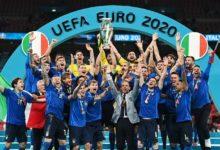 """صورة بالفيديو: إيطاليا تتوج بلقب """"يورو 2020"""" لكرة القدم وحزن كبير على وجه الأمير ويليام"""