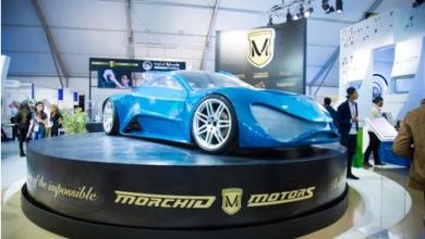 """صورة """"جادييت"""" .. سيارة رياضية من صنع مغربيّ تصادِق البيئة"""