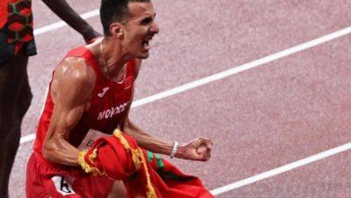 صورة سفيان البقالي يمنح المغرب أول ذهبية في أولمبياد طوكيو