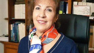 صورة انتخاب البروفيسور المغربية نجية العبادي رئيسة الاتحاد العالمي لجمعيات جراحة الأعصاب، وذلك للفترة 2021-2023