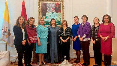 صورة سفراء الفاتيكان يشيدون بريادة المرأة المغربية في الابتكار العلمي